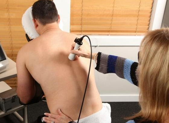 Pain Relief and Healing with Laser Therapy